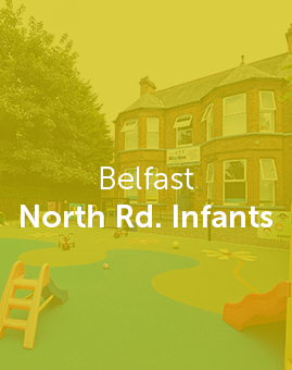 Weecare Day Nurseries North Road - Infants Belfast